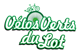 logo vélos verts du Lot